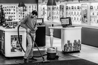 usługi sprzątające