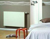 grzejnik w sypialni